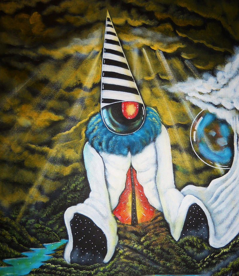 The fool II by Alizadeh-Art
