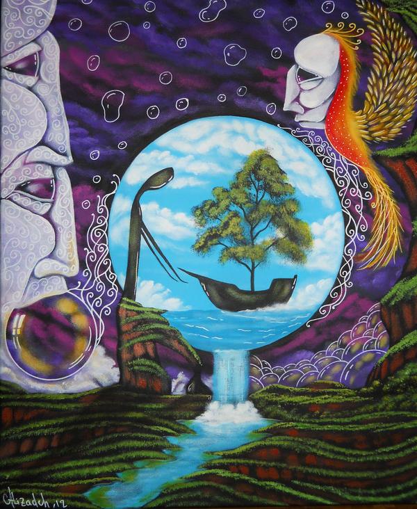 Hope by Alizadeh-Art