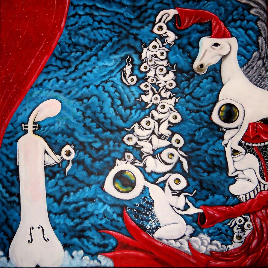 Devil inside by Alizadeh-Art