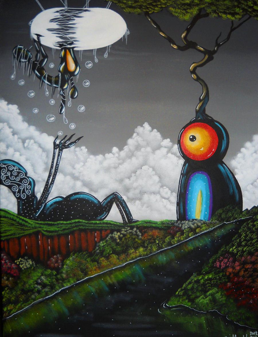 The plague II by Alizadeh-Art