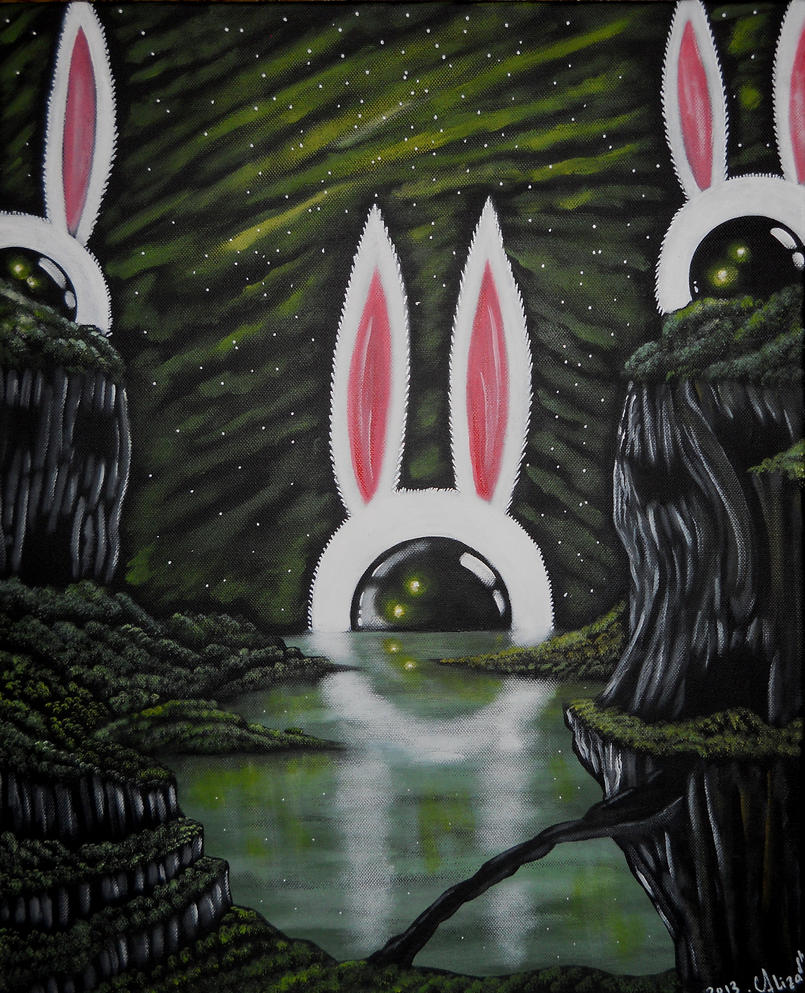 3rd eye by Alizadeh-Art