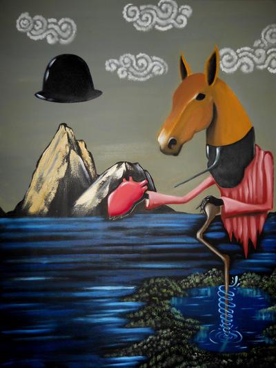 Vienna love affairs by Alizadeh-Art