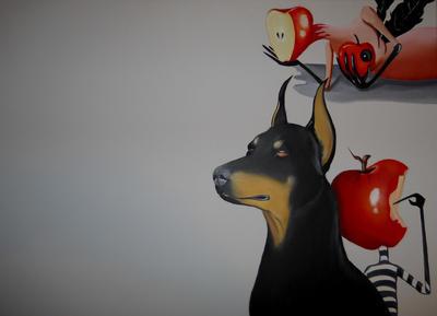 work in progress by Alizadeh-Art