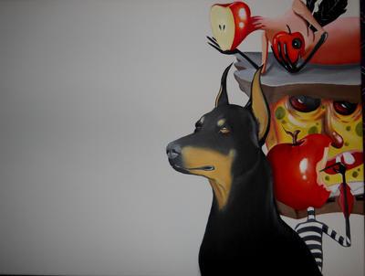 work in progress 2 by Alizadeh-Art