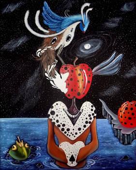 the unfaithfull ladybug and the king of drowning