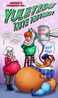 Mrs. Claus' Yuletide Taste Testers