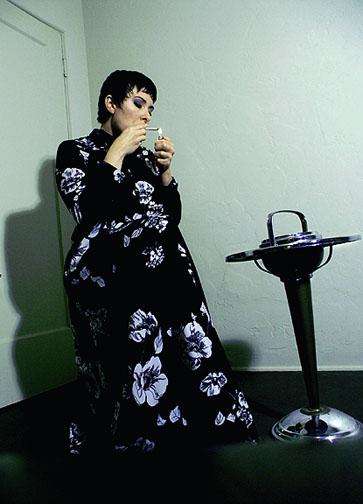 lone cigarette by redtrain66