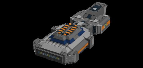 TSN Guardian 1 by matrix2507