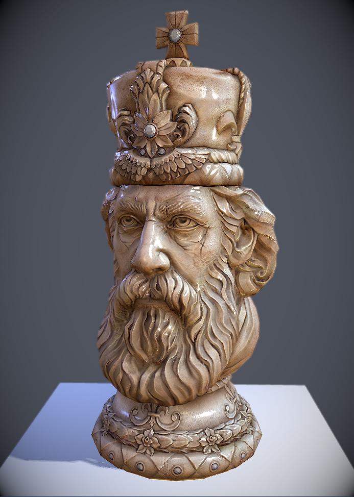 Battle Chess - King by tsabszy