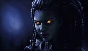 Kerrigan the Queen of Blades