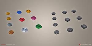 Loot, Gems