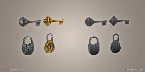 Loot, Locks by tsabszy