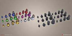 Loot, Potions by tsabszy