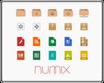 Numix icons