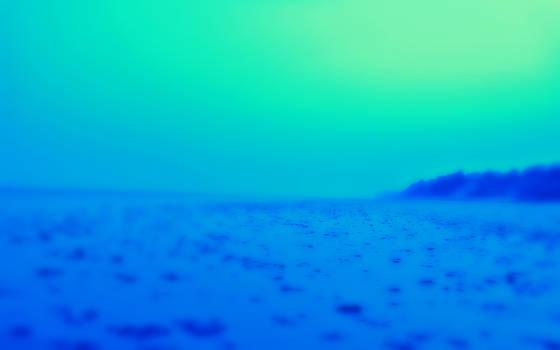 Beach of a far land
