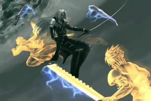 Sephiroth Biatch Pleez by mr-mister