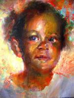 missing child Portrait 5 by johnpaulthornton