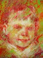 Missing Child Portrait 6