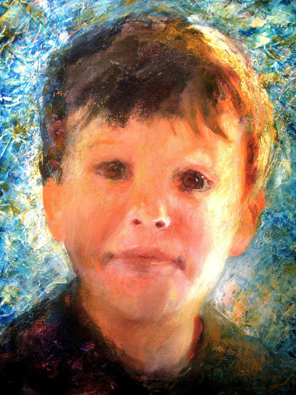 Missing Child Portrait 17 by johnpaulthornton