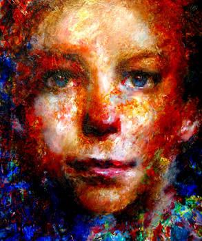 Missing Child Portrait 33