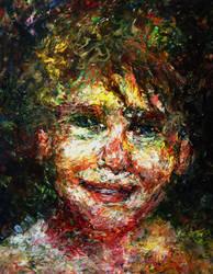 Missing Child Portrait 38 by johnpaulthornton