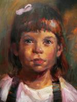 Missing Child Portrait 41 by johnpaulthornton