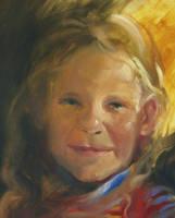 Missing Child Portrait 48 by johnpaulthornton