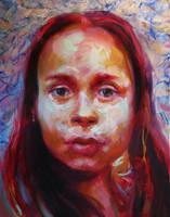 Missing Child Portrait 60 by johnpaulthornton