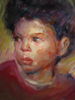 Missing Child Portrait 61 by johnpaulthornton