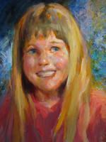 Missing Child Portrait 65 by johnpaulthornton