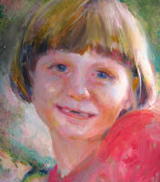 Missing Child Portrait 68 by johnpaulthornton