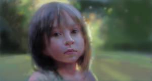 Muro 5 -My Daughter... by johnpaulthornton