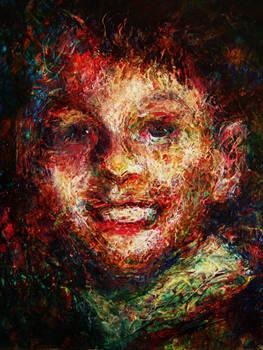 Missing Child Portrait 75