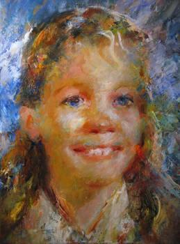 Missing Child Portrait 79