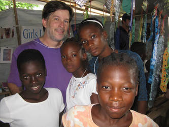 'Girls United' Haiti by johnpaulthornton