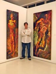 John Paul Thornton Solo Exhibition