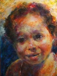 Missing Child Portrait 81