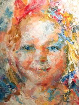 Missing Child Portrait 82