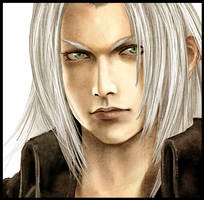 Sephiroth by french-teapot