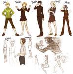 Persona 4 Genderbend