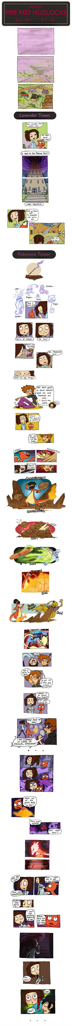 Fire Red Nuzlocke 22.1 by french-teapot