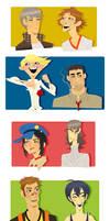 More Persona 4 Faces