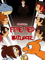French's Fire Red Nuzlocke by french-teapot