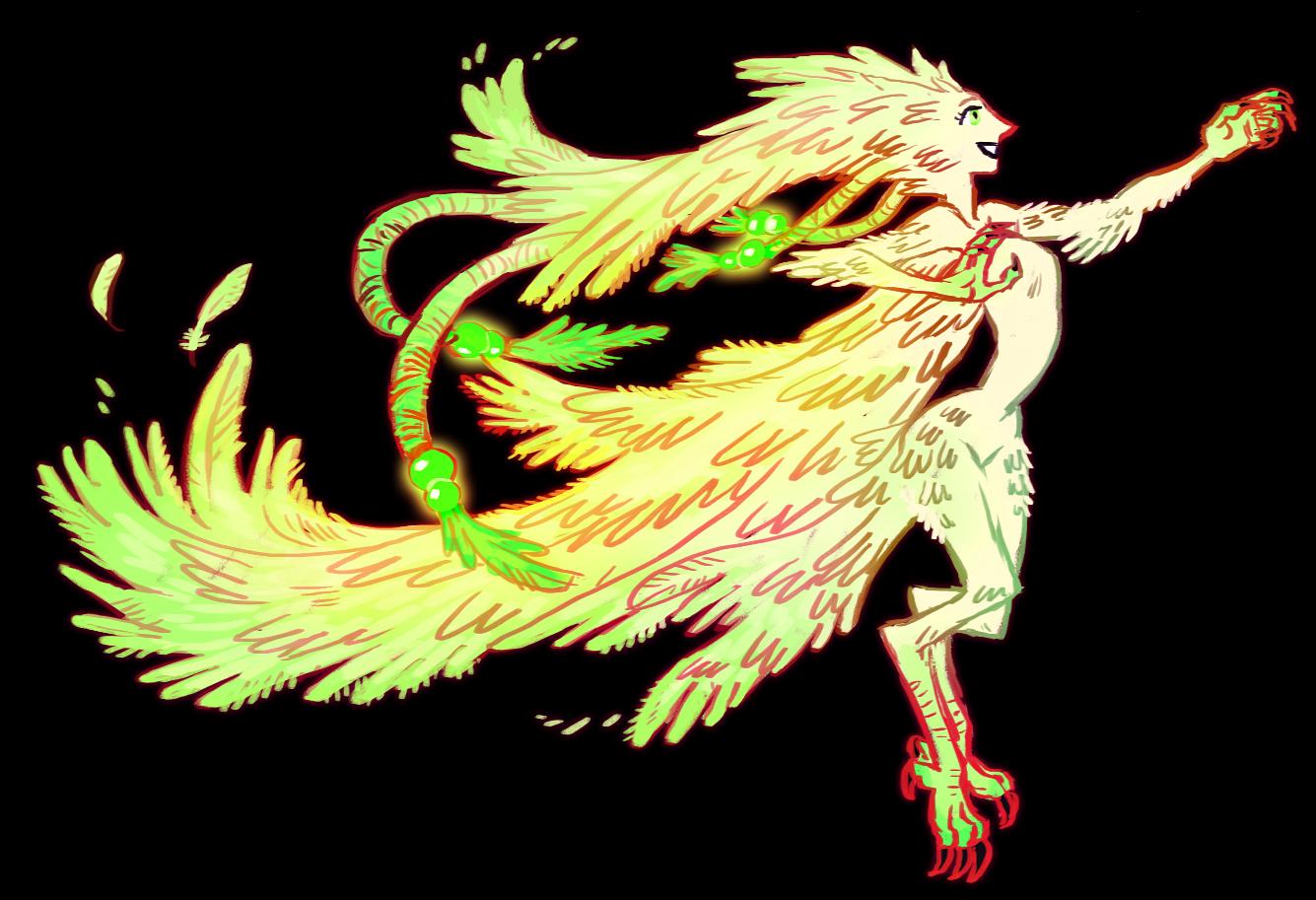 Garuda By French-teapot On DeviantArt