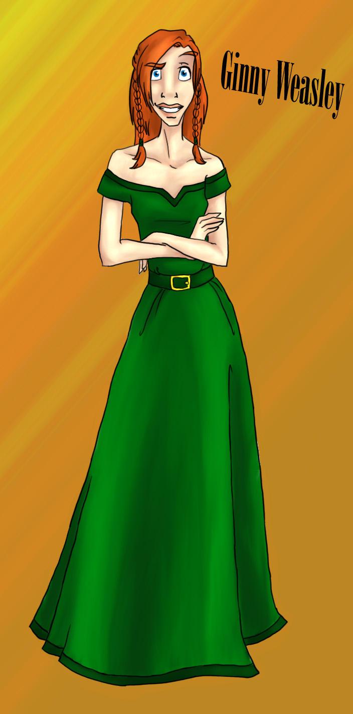 Yule Ball   Ginny Weas...