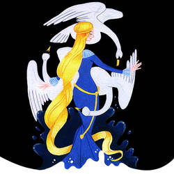 Children of Lir by french-teapot