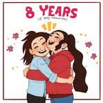 8 Years