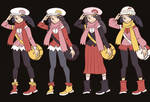 DPPT outfits