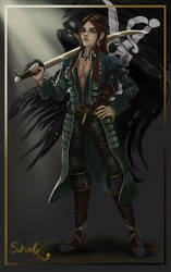 Captain Selina (Commision)
