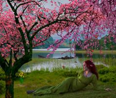Spring Beauty by IZSTEVE